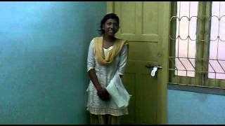 getlinkyoutube.com-sweet bengali girl alone