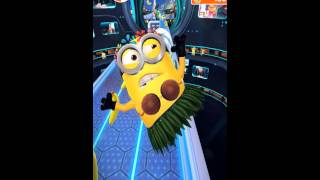 getlinkyoutube.com-Despicable Me: Minion Rush Android Gameplay