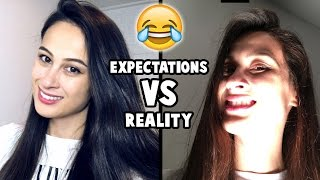 INSTAGRAM FOTO'S MAKEN - EXPECTATIONS VS REALITY