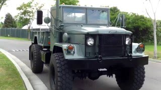 getlinkyoutube.com-M35A2 Bobbed Deuce from Boyce Equipment