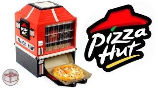 getlinkyoutube.com-LEGO Pizza Hut Personal Pan Pizza Machine