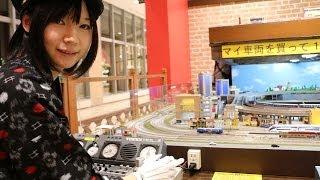 getlinkyoutube.com-イオンモール幕張新都心にある鉄道模型店 ポポンデッタ幕張新都心店に行ってきた。