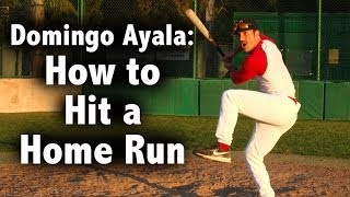 getlinkyoutube.com-How to Hit a Home Run with Domingo Ayala