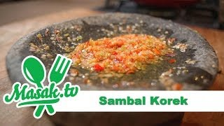 getlinkyoutube.com-Sambal Korek | Sambal #008