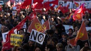 España: los sindicatos en la calle para recuperar los derechos laborales