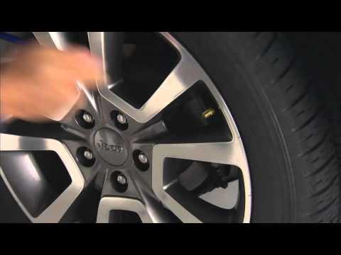 2016 Jeep Patriot | Tire Pressure Monitoring System