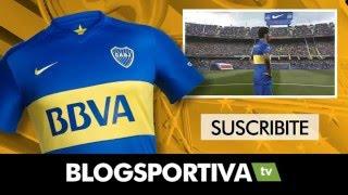 getlinkyoutube.com-#BlogsportivaTV: la camiseta Nike de Boca 2016, a fondo