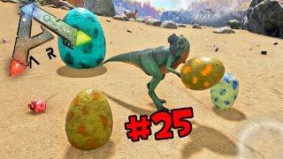 [EP.25] ARK survival evolved - โจรขโมยไข่ตัวแสบ Oviraptor zbing z.