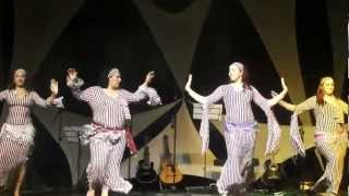 getlinkyoutube.com-El Enab - Coreografia Cia de Dança Lorena Jordão