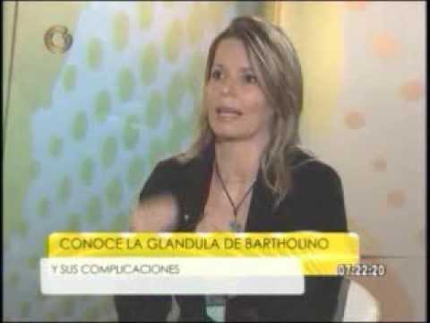 ENTRE NOTICIAS - Globovision - Glandula de Bartholino - Dra. Gomez
