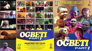 OGBETI [Part 1] - Latest Benin Comedy Movie (Akobe movies)