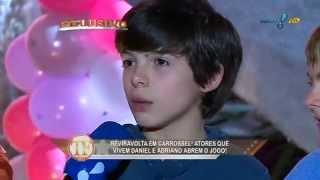 getlinkyoutube.com-Thomaz Costa - Tv Fama -  Turma entrega colega paquerador