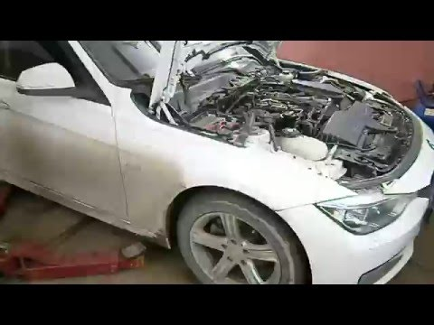 BMW 320d - Замена цепи ГРМ (N47d20)