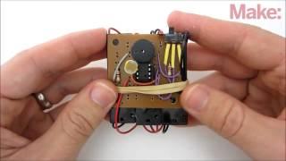 getlinkyoutube.com-Лазерная сигнализация своими руками