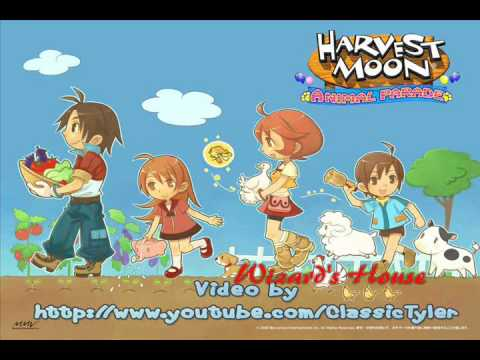 Harvest Moon: Animal Parade 30- Wizard's House