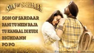 Son Of Sardaar Full Songs JukeBox   Ajay Devgn, Sonakshi Sinha