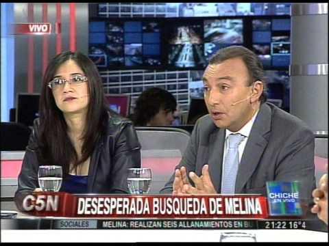 C5N - CHICHE EN VIVO: HORAS DE DESESPERACION EN LA BUSQUEDA DE MELINA