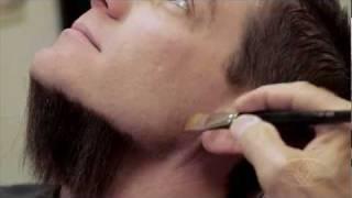 Facial Hair Application   How To Make A Fake Beard   PREVIEW