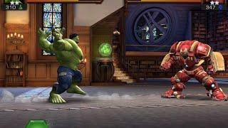 Hulk vs. Hulkbuster Iron Man | Marvel Contest of Champions