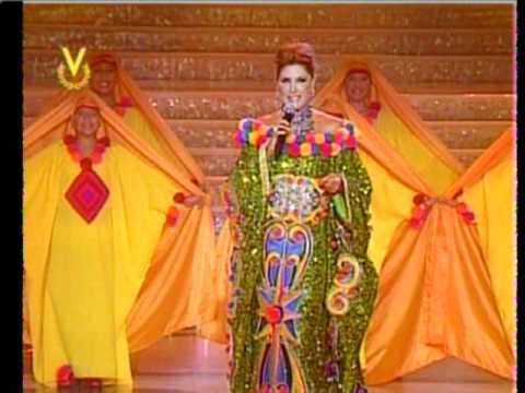 Miss Venezuela 2010 Maite, Viviana y Chiqui en manta guajira