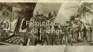 Fallout: Tactics - film końcowy