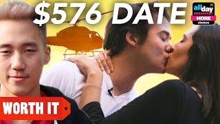 getlinkyoutube.com-$12 Date Vs. $576 Date // Sponsored By McDonald's All Day Breakfast