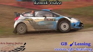 getlinkyoutube.com-7.  rally Santa Domenica 2016 - Croatia