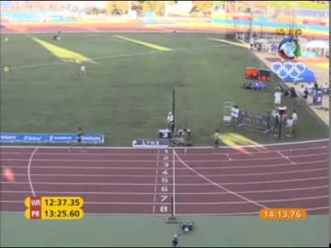 Joilson Bernardo ganha bronze nos 5.000 m nos Jogos de Guadalajara