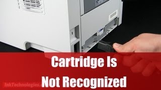 getlinkyoutube.com-Cartridge Is Not Recognized - Solution!