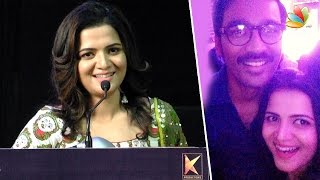Dhanush took so much care of me : Anchor DD's Speech at Power Pandi Trailer Launch