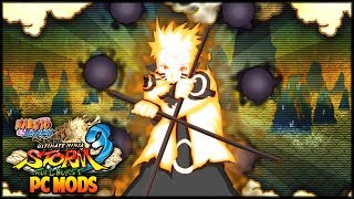 getlinkyoutube.com-[PC] NARUTO SHIPPUDEN: Ultimate Ninja STORM 3 FULL BURST | Asura Naruto Mod