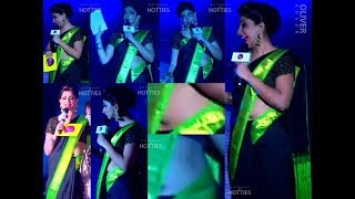 Hot Anchor Bhavana Navel Hole(FULL HD NAVEL)RARE!!!
