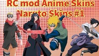 getlinkyoutube.com-RC mod Anime Skins (Naruto skins 1)
