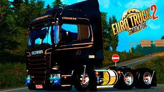 getlinkyoutube.com-EURO TRUCK SIMULATOR 2│MOD│SCANIA STREAMLINE EDITION