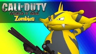 getlinkyoutube.com-COD Zombies Pokemon Edition - Lizzichu!