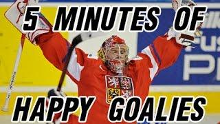 getlinkyoutube.com-5 Minutes of Happy Goalies