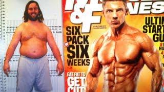 SHAYCARL FAT & NAKED!