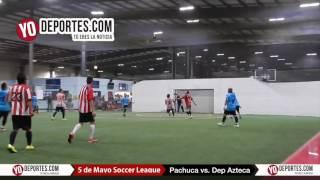 Pachuca vs. Deportivo Azteca final 5 de Mayo Soccer League