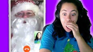 getlinkyoutube.com-FaceTime and Calling Santa! (Mystery Gaming)