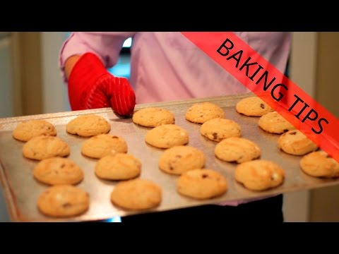 How to Bake Like a Pro: Baking Tips & Tricks