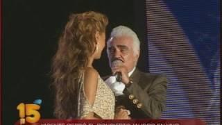 getlinkyoutube.com-Vicente Fernández también ha peleado en el escenario