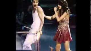 getlinkyoutube.com-Justin Bieber and Selena Gomez ( JELENA ) - Baby