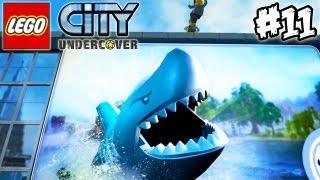 getlinkyoutube.com-Fuga do Ninja! - Lego City Undercover #11 (Em Português)