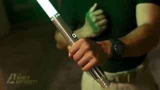getlinkyoutube.com-Vader's Vault Fury Single Color Saber walkthrough by The Saber Authority