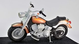 getlinkyoutube.com-3D Cruiser Motorcycle Cake Tutorial - Overview