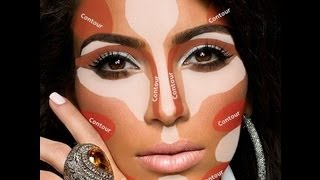 getlinkyoutube.com-TuTorial fond de teint/foundation/contouring your face By Jade