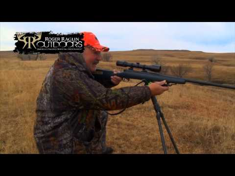 Roger Raglin Hunting Mule Deer with a  Custom Bergara Rifle