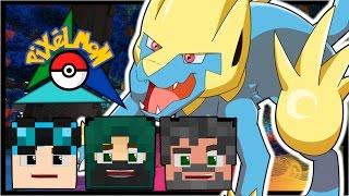 IT'S TIME FOR REVENGE!!!   Pokémon Trinity   Minecraft #6