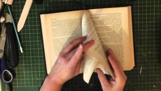 getlinkyoutube.com-New book fold pattern stunning arches design tutorial