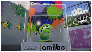 Splatoon All Squid Amiibo Challenges